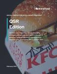 Social Competitive Intelligence Snapshot (Feb. 2021) - QSR Edition